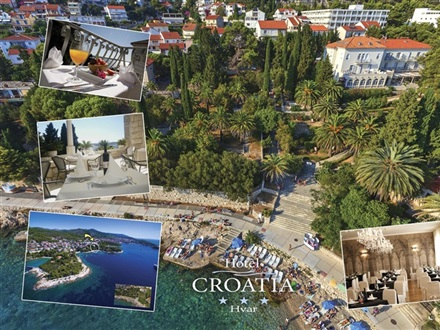 Imagine principala Hotel Croatia  Hvar