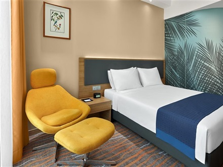 Holiday Inn Express Singapore Orchard Road  Singapore