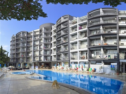 Hotel Luna  Golden Sands