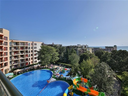 Prestige Hotel Aquapark  Golden Sands