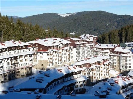 Hotel Grand Monastery Apartments  Pamporovo