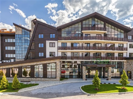 Imagine principala Hotel Terra Complex ex White Fir Resort   Razlog