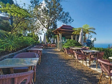 Quinta do Monte Hotel and Panoramic Gardens  Madeira