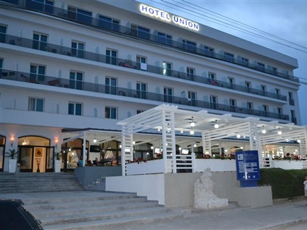 Hotel Union   Eforie Nord