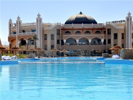 Imagine principala Jasmine Palace Resort  Hurghada