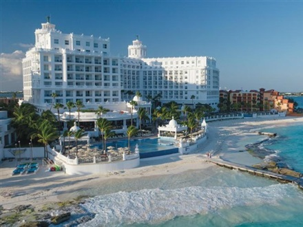 Imagine principala Riu Palace Las Americas- All Inclusive Adults Only  Cancun