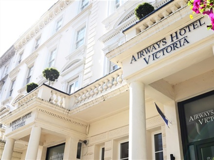 Airways Hotel Victoria  Londra