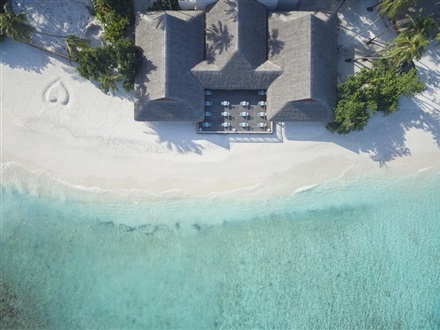 Imagine principala Malahini Kuda Bandos Resort  Nord Male Atoll