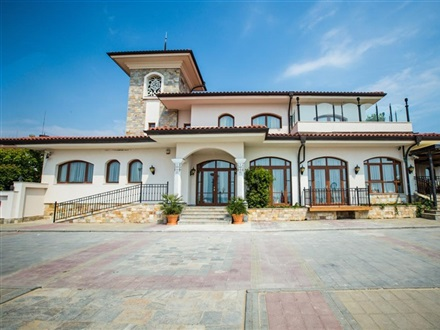 HELENA VIP VILLAS AND SUITES  Sunny Beach