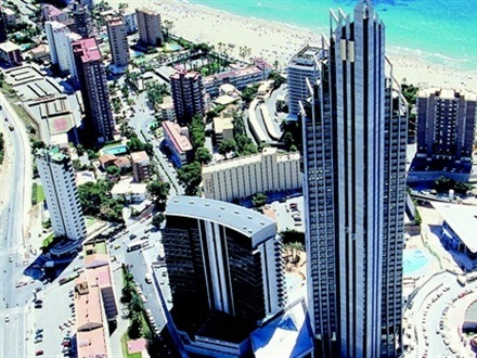 Imagine principala Grand Hotel Bali  Benidorm