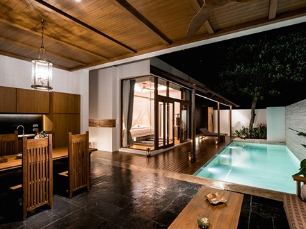 Moonlight Pool Villa