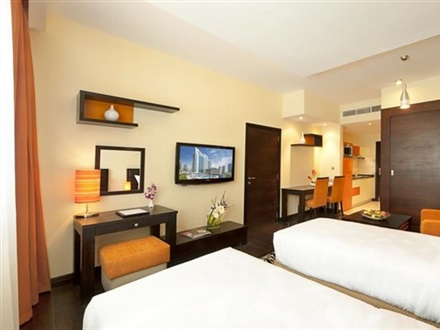 Marina View Hotel Apartments  Dubai