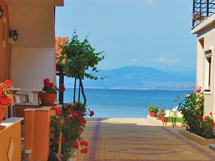 Main Image Seafront Apartments Kavos
