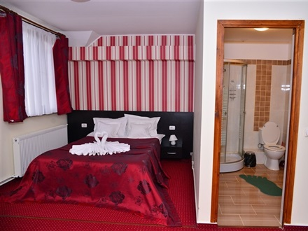 Double room Vila La Busu