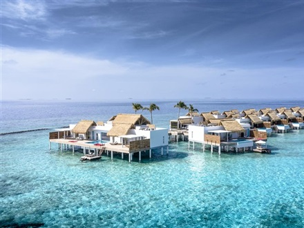 Emerald Maldives Resort  Raa Atoll