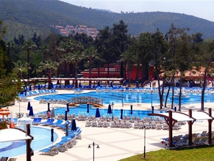 Kustur Club Holiday Village EX: Majesty Club Kustur  Kusadasi