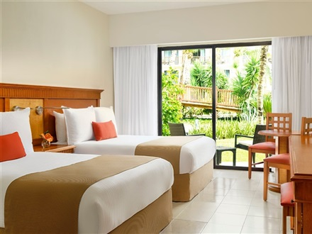 The Reef Coco Beach Spa  Playa Del Carmen