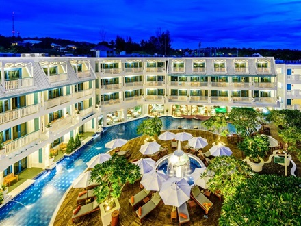 Imagine principala Andaman Seaview Hotel  Phuket