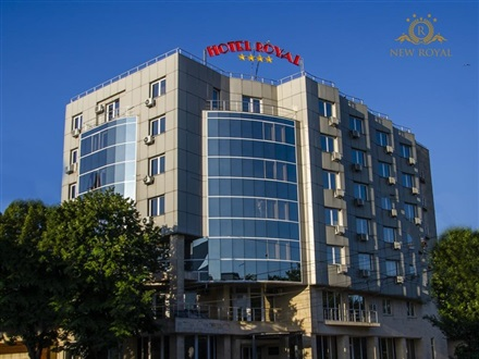 Imagine principala Hotel New Royal Constanta  Constanta