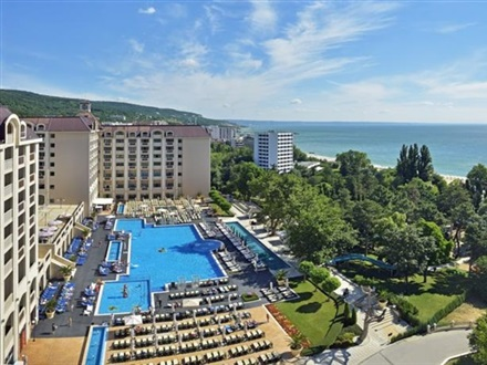 Melia Grand Hermitage  Golden Sands