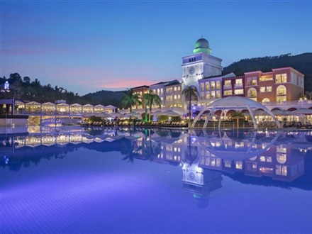 Imagine principala Hotel Amara Dolce Vita Luxury  Kemer