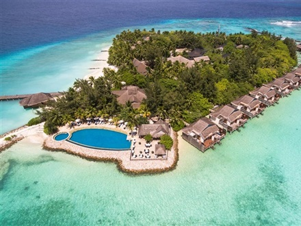 Imagine principala Taj Coral Reef Resort Spa  Nord Male Atoll