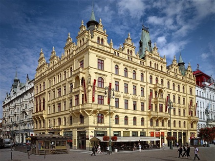 Hotel Kings Court  Praga