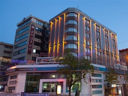 Main image Kervansaray Hotel Bursa City  Bursa
