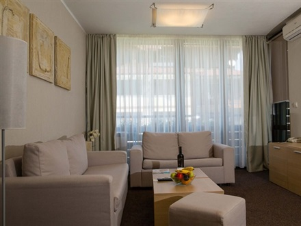 apartament/ suite delux