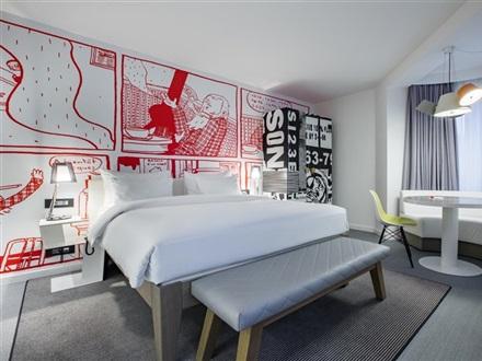 Hotel Radisson Red Brussels  Bruxelles