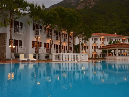 Imagine principala White Otel  Oludeniz