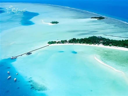 Imagine principala Rihiveli The Dream Maldives  Kaafu Atoll