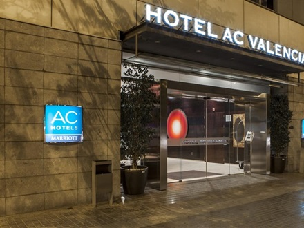 Imagine principala Hotel AC Valencia By Marriott  Valencia