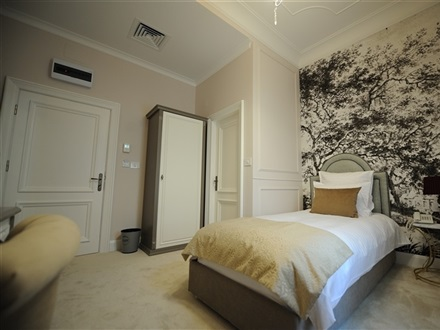 DOUBLE STANDARD ROOM Hotel Splendid 1900