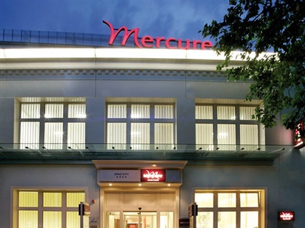 Hotel Mercure City  Graz