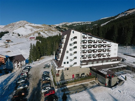 Imagine principala Hotel Pestera  Moroeni