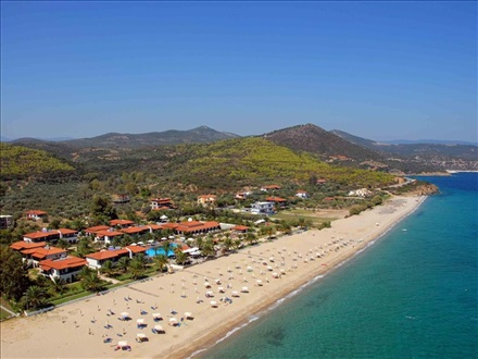 Imagine principala Hotel ASSA MARIS BOMO CLUB   Sithonia Nikiti