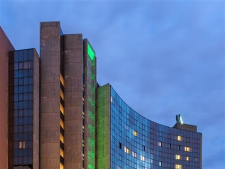 Imagine principala Holiday Inn Lisbon-Continental  Lisabona
