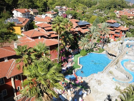 Grand Aquarium Hotel  Icmeler Marmaris