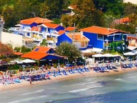 Imagine principala Hotel Blue Sea Beach Resort  Skala Potamia