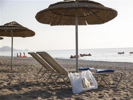Lti Asterias Beach Resort Check
