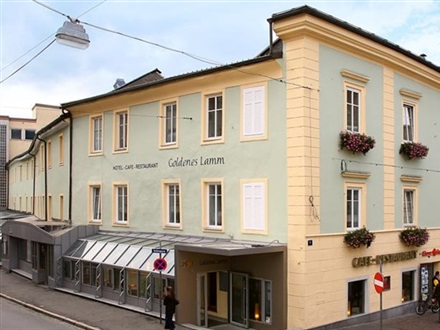 Imagine principala Hotel Goldenes Lamm  Warmbad Villach