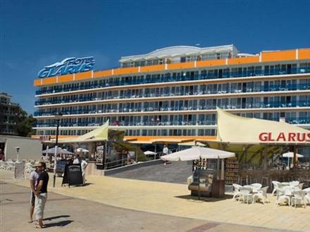 Glarus Beach Hotel Sunny Beach Burgas Bulgaria