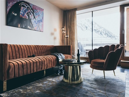 The Crystal Lifestyle  Obergurgl