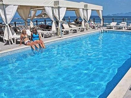Sacallis Inn Beach Hotel  Kefalos