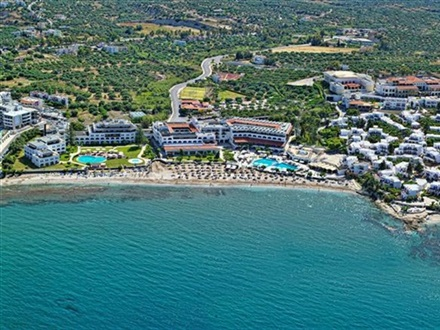Imagine principala Hotel Creta Maris Beach Resort ex Creta Maris Golf Resort Convention Center   Hersonissos