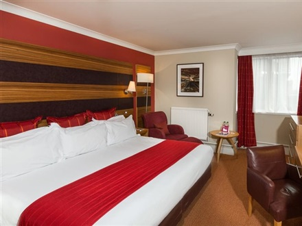 Hotel Crowne Plaza Chester  Chester
