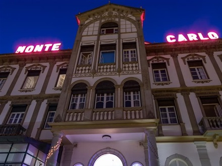 Hotel Monte Carlo  Funchal Madeira