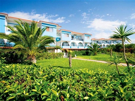 Main image Hotel Sonia Village Family Resort  Sithonia Gerakini