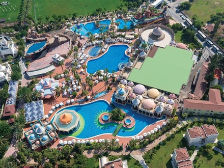 Kamelya World Holiday Village  Side